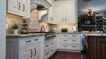 Warm and Welcoming Kitchen Remodel