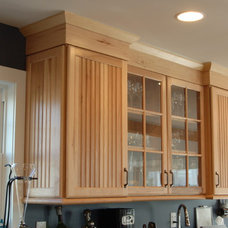 Farmhouse Kitchen by Ambassador Home Improvement