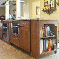 Contemporary Kitchen by Sunshine Menefee