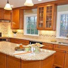 Kitchen by Meredith Ericksen