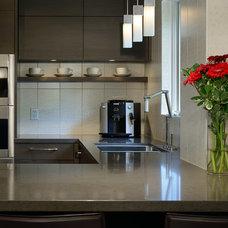 Modern Kitchen by Arnal Photography
