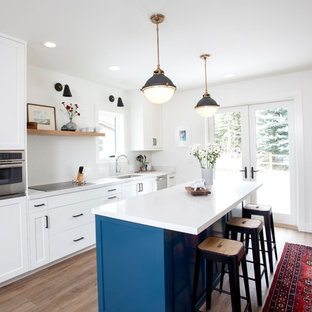 Mid Sized Transitional Kitchen Appliance