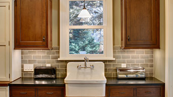 Warm Traditional - Farmhouse Sink