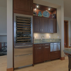 Traditional Kitchen by J.A. Hand Construction, Inc.