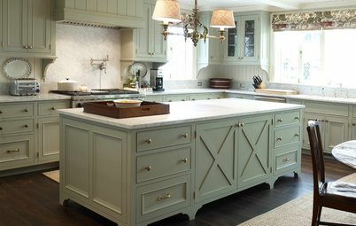 8 Cabinetry Details to Create Custom Kitchen Style