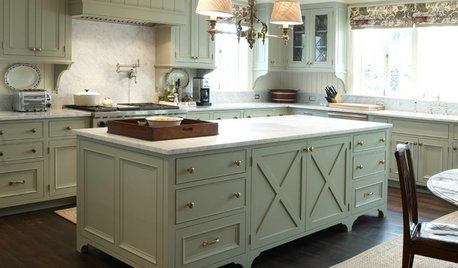 Kitchen cabinets on houzz tips from the experts for Houzz bathroom design guide