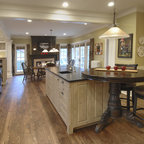 Warmington and North - Traditional - Kitchen - Seattle - by Warmington & North