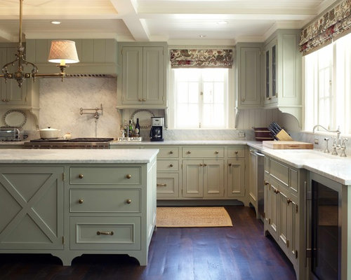 Prefabricated Kitchen Cabinets | Houzz