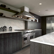 Contemporary Kitchen by Warmington & North
