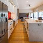 Kitchen Contemporary Kitchen Brisbane By Skyring