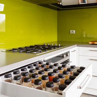 Warrandyte North Kitchen, Laundry, Study & Bathrooms