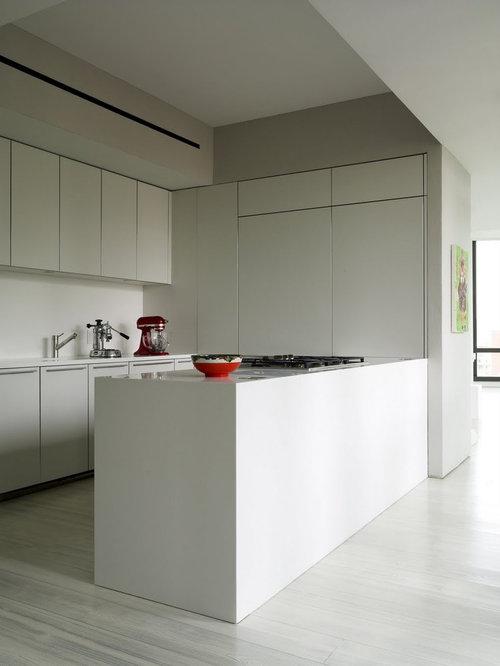 Gray Wood Floors Houzz