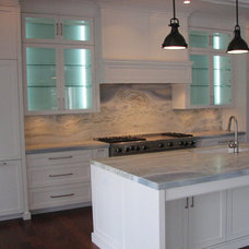 Contemporary Kitchen by rich warchol design