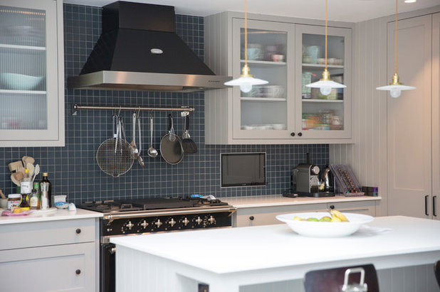Contemporary Kitchen by Communitec