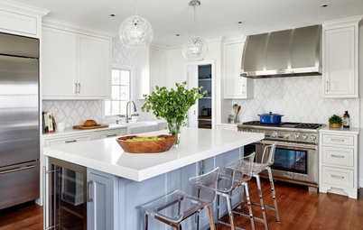 Kitchen of the Week: A Wall Comes Down and This Kitchen Opens Up