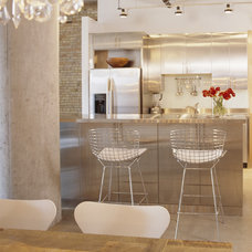 Contemporary Kitchen by Lucy Interior Design