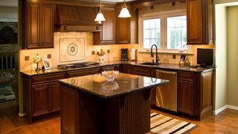 Washington Crosssing kitchen