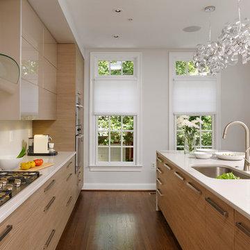 Washington D.C. - Contemporary - Kitchen Design