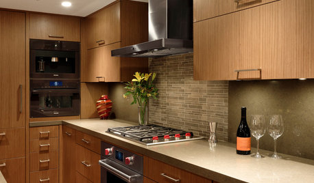 The 100-Square-Foot Kitchen: Fully Loaded, No Clutter