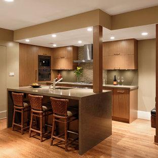 Washington, D.C. - Contemporary - Small Condo Kitchen