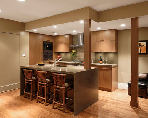 Contemporary Kitchen Design Ideas & Remodel Pictures | Houzz