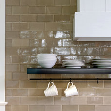 Transitional Kitchen by Jennifer Gilmer Kitchen & Bath