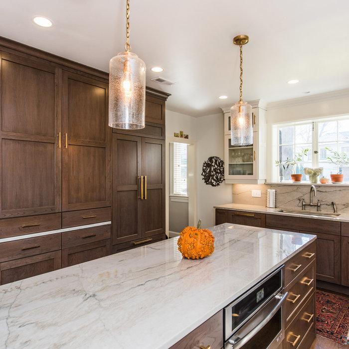 Washington, DC Bold Contemporary Kitchen