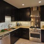Brizo Vuelo Series Single Handle High Arc Pullout Kitchen Faucet Houzz