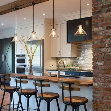 Washington, DC - Industrial - Kitchen