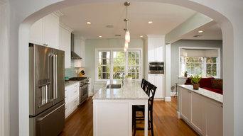 Washington DC Kitchen Reconfiguration