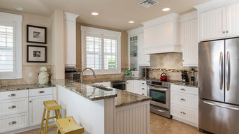 Water Front Home Kitchen