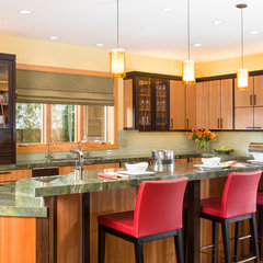 modern kitchen by McKinney Photography