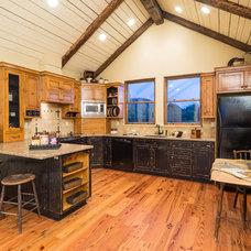 Rustic Kitchen by Western Design International