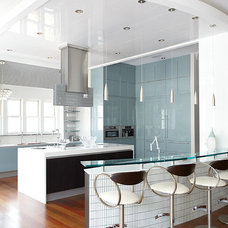 Contemporary Kitchen by Lovelace Interiors