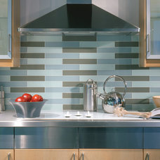Contemporary Kitchen by Interstyle Ceramic + Glass