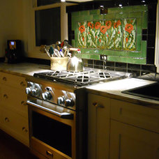 Traditional Kitchen by Donna West