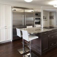 Contemporary Kitchen by Stanton Interiors