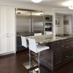 contemporary kitchen by Stanton Interiors