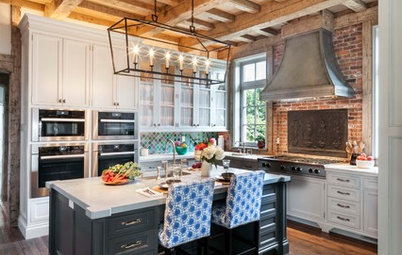 Kitchen of the Week: Old-World Style on the Connecticut Coast