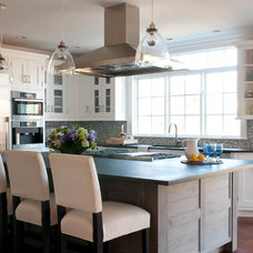 Traditional Kitchen by Susan Glick Interiors