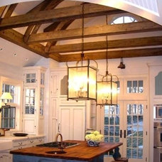 Traditional Kitchen by Glennis Anderson Design