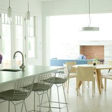 Modern Kitchen by Andy Goldsborough Interior Design