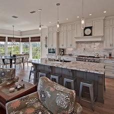 Traditional Kitchen by Daniel M Martin, Architect LLC