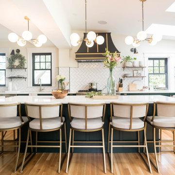 Watertown MA - Kitchen Remodel & Addition