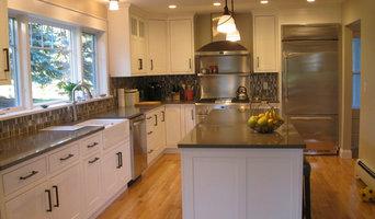 Watertown White Kitchen