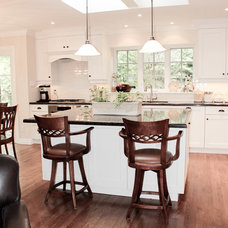 Traditional Kitchen by Oakville Kitchen and Bath Centre
