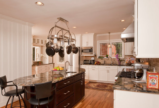 Traditional Kitchen by Cederberg Kitchens & Additions
