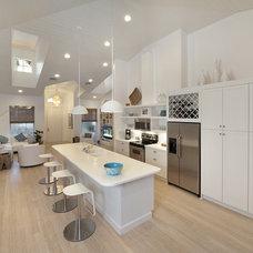 Contemporary Kitchen Watts Residence Kitchen- Naples, FL