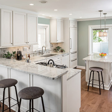 Wauwatosa Open Kitchen & Dining Room Remodel