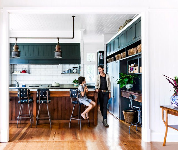 Contemporary Kitchen by Ascot Living